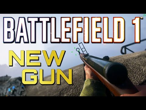 Battlefield 1: New Ribeyrolles Optical is a Beast! - PS4 Pro Multiplayer Gameplay