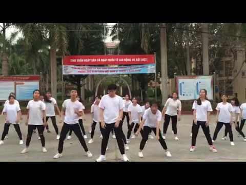 STT01-19. Nhóm nhảy Hội Sinh Viên Trường Cao Đẳng Sơn La