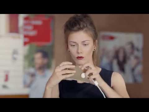 Реклама смартфонов МТС