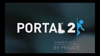 """Portal 2 [Gameplay]: """"Track Aether Bravo Extra Maps - Infinite Jump"""" by Intense [] Last"""