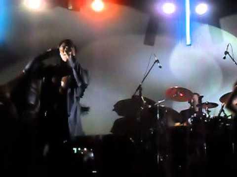 Saratoga - Tras las rejas (Live Monterrey)