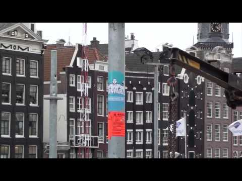 Street Workout Amsterdam City