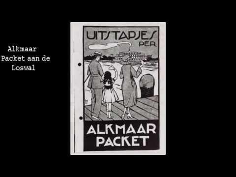Rondje Oud IJmuiden vroeger en nu deel 2