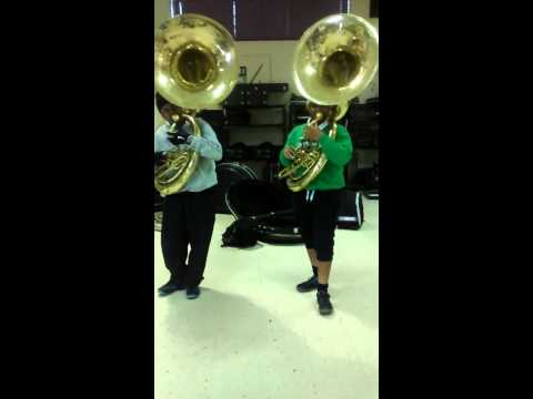 Fairfield High Preparatory School (Sosusaphones) Funk Masters