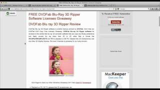 dvdfab bluray 3d ripper free licenses giveaway results