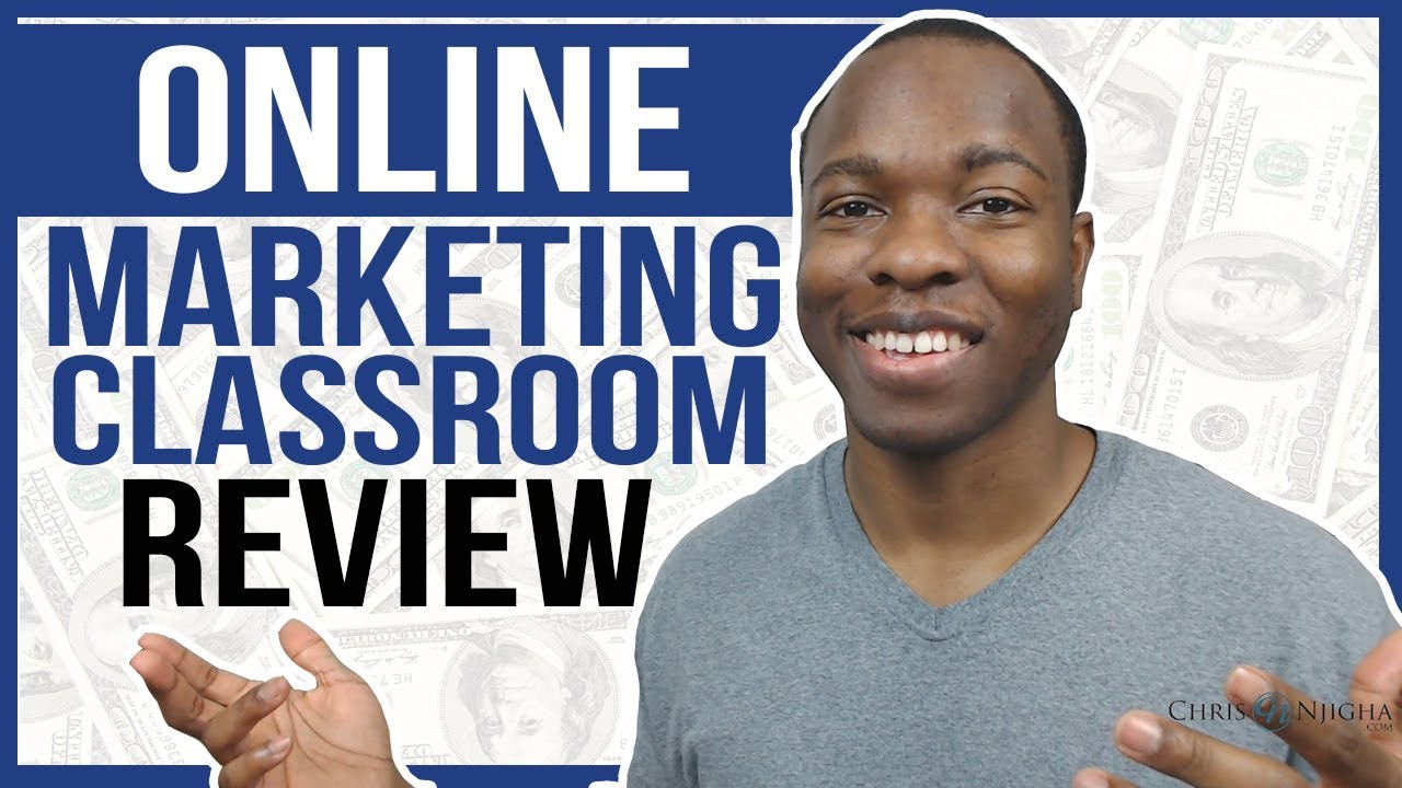 Online Marketing Classroom Online Business Box Opening
