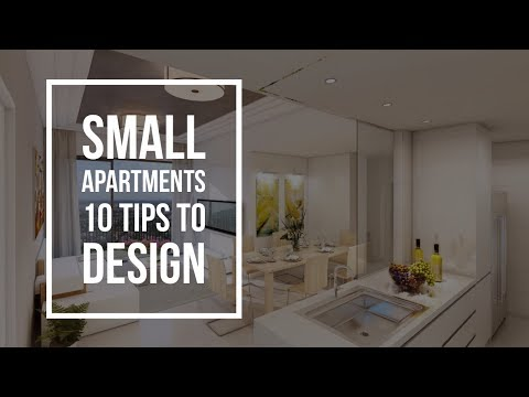 Small Apartments - 10 Tips | Interior Design Ideas