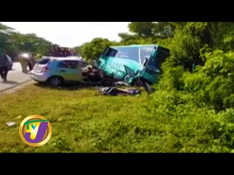 TVJ News: Deadly