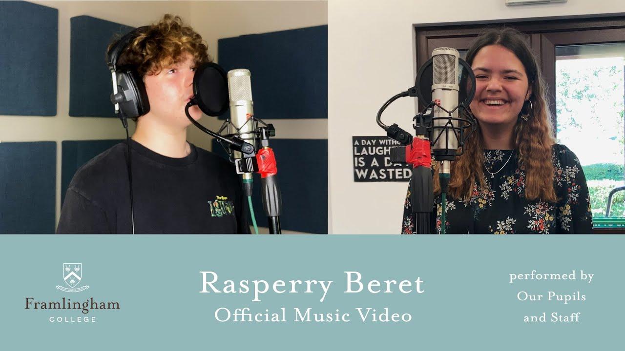Raspberry Beret 2020 (UnOfficial Music Video)   Framlingham College, Private School in UK