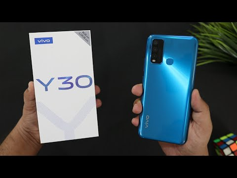 vivo Y30 Unboxing And Review I Hindi India