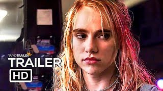 BURN Official Trailer (2019) Suki Waterhouse, Josh Hutcherson Movie HD
