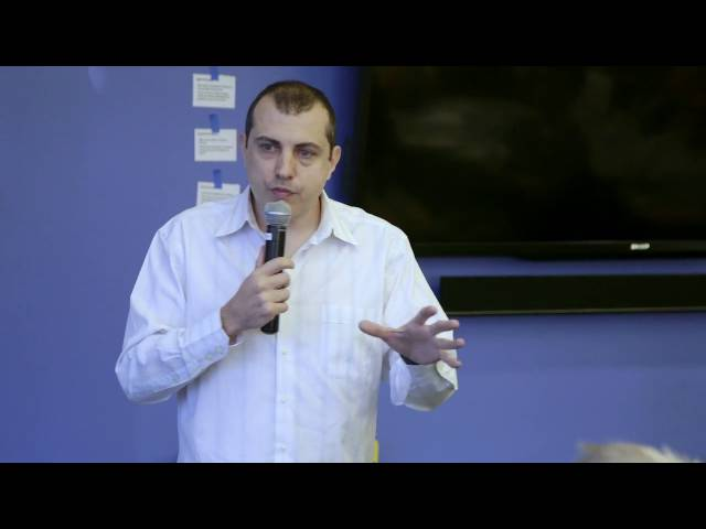 Andreas Antonopoulos on The Monument of Immutability