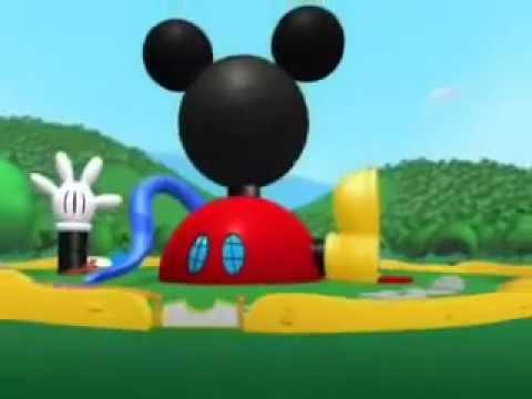 A casa do mickey mouse lojas semaan youtube - Youtube casa mickey mouse ...