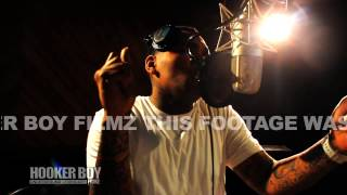 KEVIN GATES IN THE STUDIO (NEVER HEARD B4 SONG)  SHOT/EDITED  BY HOOKER BOY