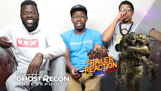Breakpoint 'We Are Wolves' Official E3 Reaction