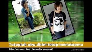 Nindy   KuBenci Kau Dengan Cintaku (Lyrics)