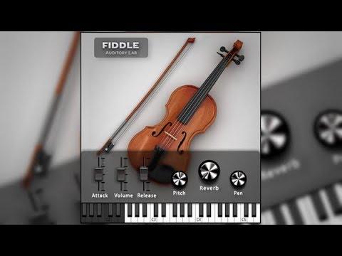 Country Fiddle Virtual Instrument Plugin - (Pc/Mac VST, AU)