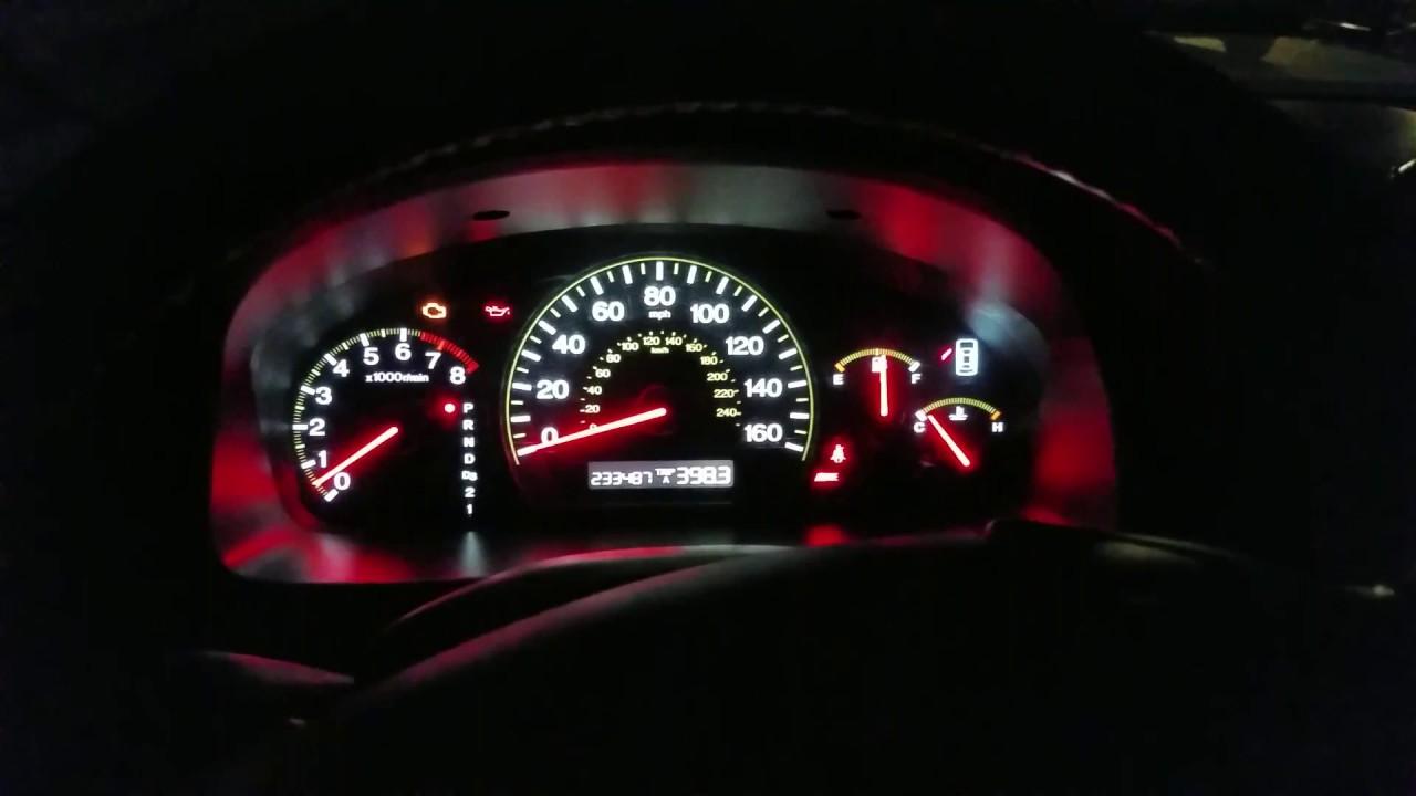 2005 Honda Accord Bad Alternator