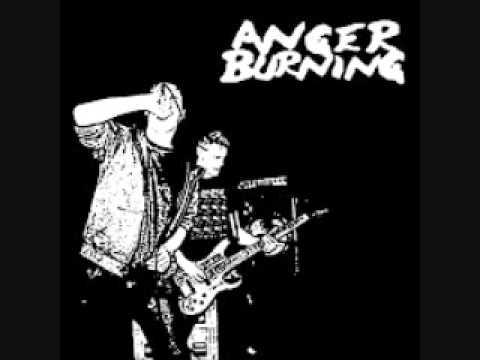 Anger Burning - Just Say No