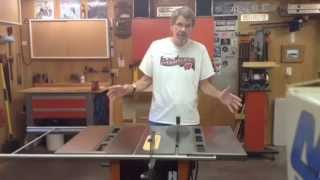 Table Saw Crosscutting Solutions