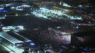 Gambar cover Surveillance Video Shows Chaos of Vegas Shooting