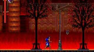 PC Engine- Akumajo Dracula X Stage 1