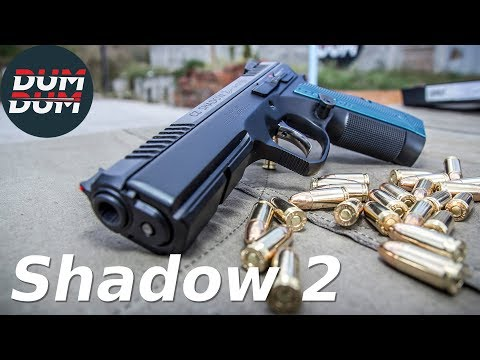 CZ Shadow 2 Opis Pištolja (gun Review, Eng Subs)
