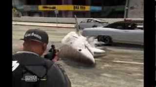 【バグ】GTA5 サメが上陸する・・・