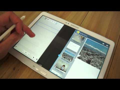 Samsung Galaxy Note 10.1 2014 Edition, análisis