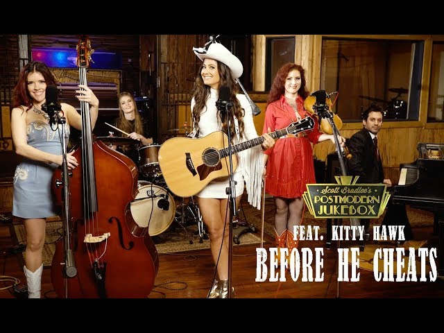 Before He Cheats - Carrie Underwood (Vintage Country Cover) ft. Kitty Hawk