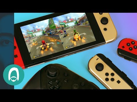 9 of the Best Multiplayer Games for Nintendo Switch