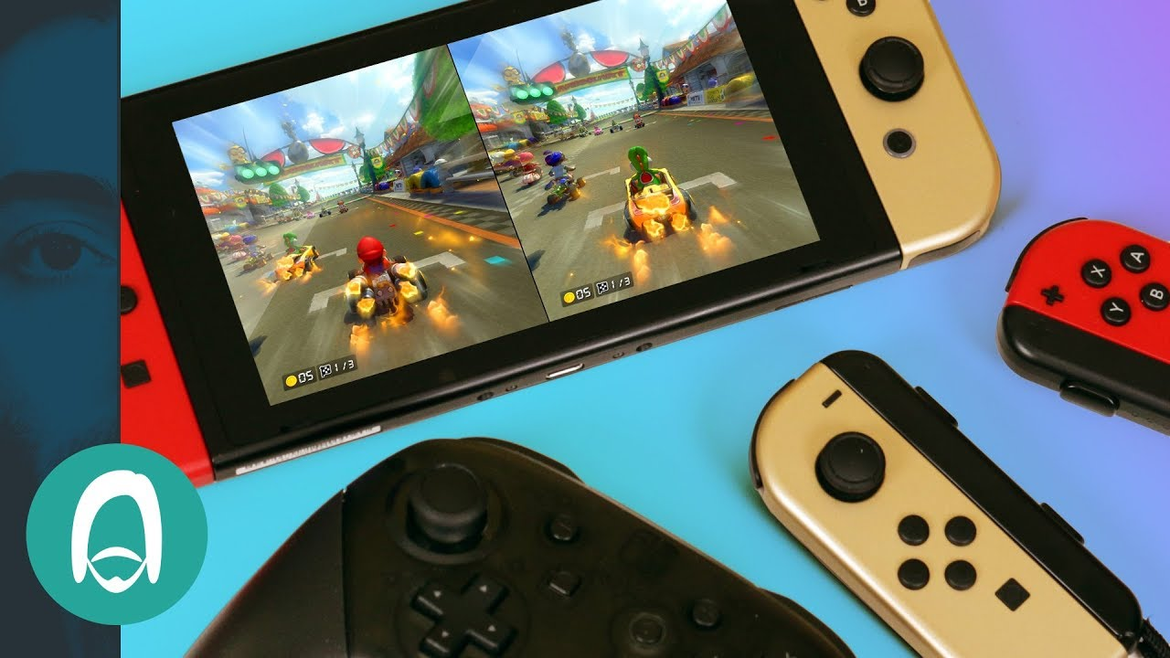 9 Of The Best Multiplayer Games For Nintendo Switch Youtube