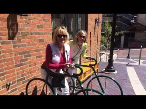 Tour of downtown Salt Lake City Utah