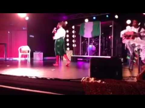 MISS NIGERIA FLORIDA USA CULTURAL PAGEANT 2013