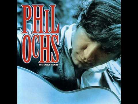 """""""Ballad of Medgar Evers"""" - Phil Ochs"""