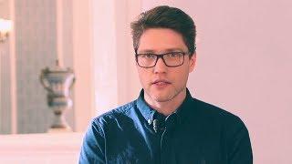 13 лет телеканалу «Беларусь 24». Павел Харланчук