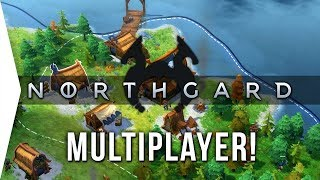 Northgard gameplay viking rts pc game let s play northgard