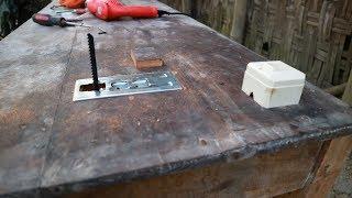 Cara Membuat Meja Jig Saw sendiri.