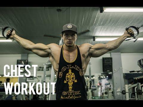 HERMES ONORI - Chest workout  - Entrenamiento de pecho