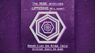 "Muse - Uprising  ""80's cover"" (instrumental)"