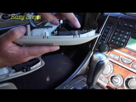 How To Replace Interior Center Dome in Range Rover Sport