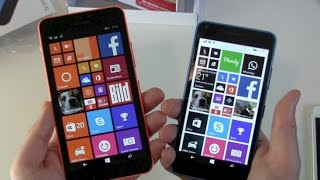 Microsoft Lumia 640 XĻ einrichten und erster Eindruck