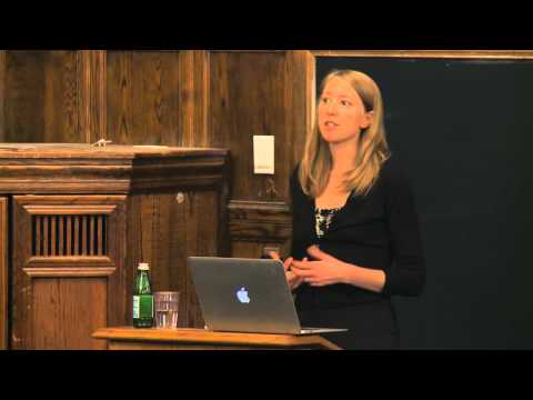 Brooke Holmes on the Sympathetic Cosmos (Lecture One)