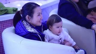 Бишкек парк Голубой огонек