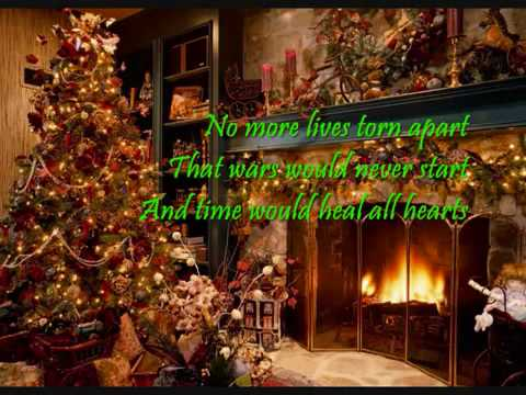 Kelly Clarkson - My Grown Up Christmas List - YouTube