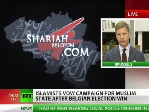 Belgian Muslim State? Islamists Vow Campaign After Election Win