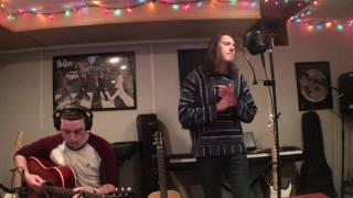 Sermon- James Arthur (acoustic cover)