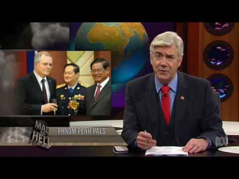 Cambodia | Shaun Micallef's MAD AS HELL | Wednesdays, 8pm, ABC