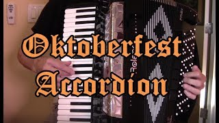 Oktoberfest Accordion Music