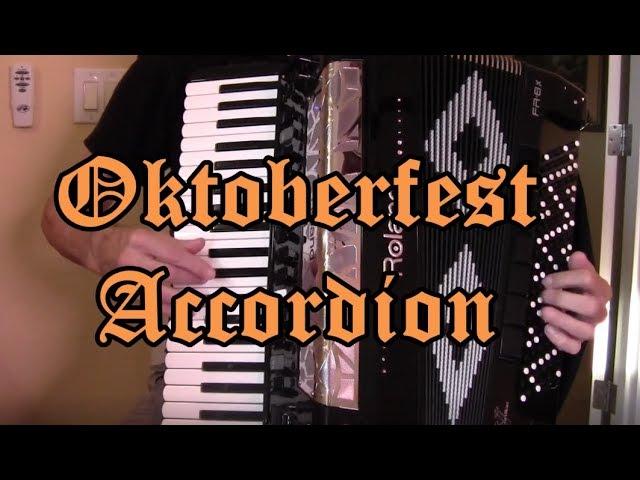 Oktoberfest Accordion Music Youtube